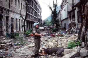 Mostar, 1993, rat
