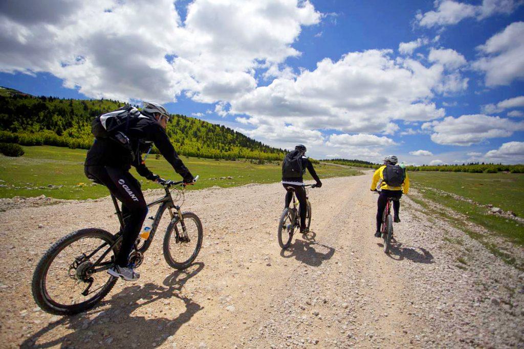 Blidinje, biciklizam, turizam
