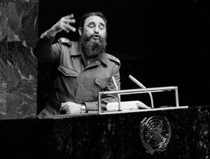 Fidel Castro UN