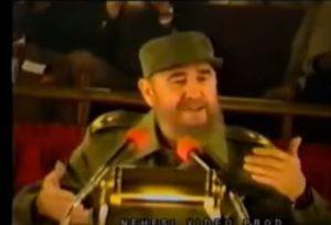 Fidel Castro, Harlem