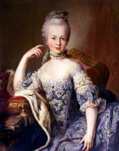 Marie Antoinette, Marija Antoaneta