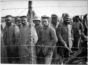 Njemački vojnici zarobljeni u I Svjetskom ratu
