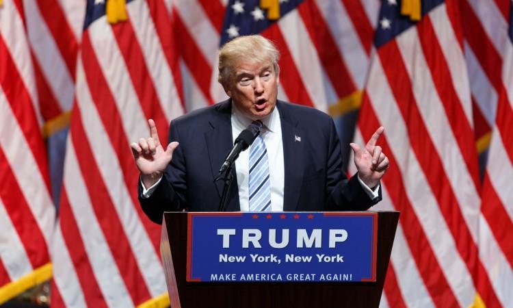 SAD Donald Trump