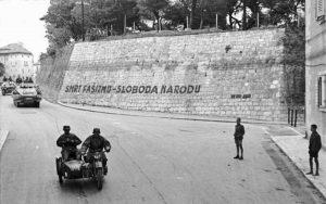 Split, Drugi svjetski rat