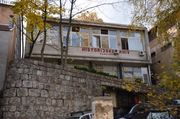 Historijski arhiv Sarajev