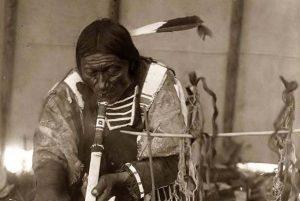 Indijanci, duhan