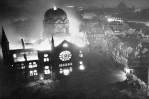 Kristallnacht, Kristalna noć