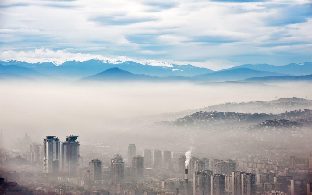 zagađenje, Sarajevo