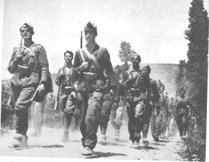 Drugi svjetski rat, partizani