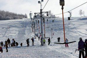 Rostovo, skijanje