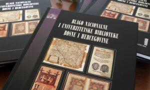 Blago Nacionalne i univerzitetske biblioteke Bosne i Hercegovine
