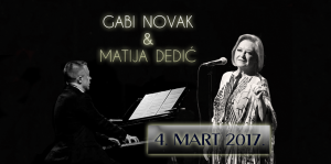 Gabi Novak, Matija Dedić