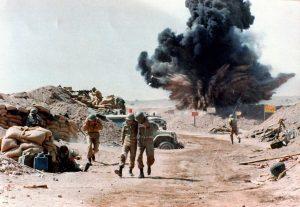 Irak Iran rat