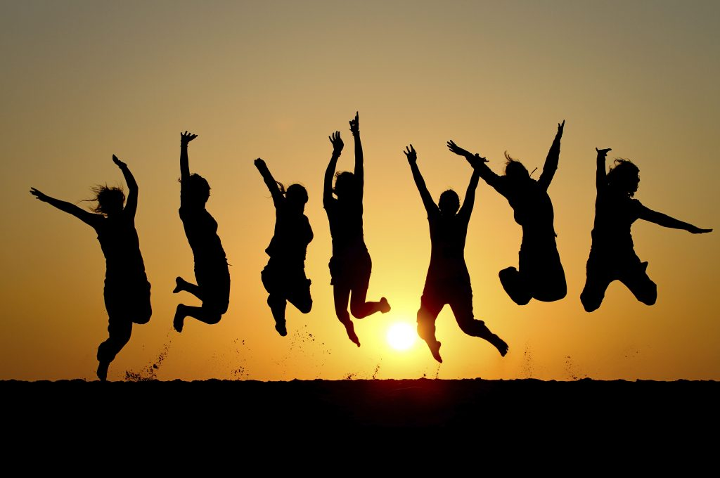 sreća, ljudi, uspjeh