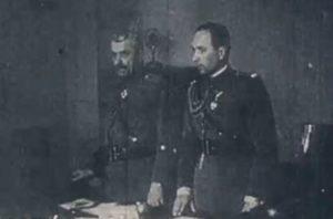Aleksandar Cincar – Marković i Radivoje Janković, kapitulacija, Jugoslavija