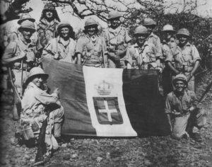 Italijani u Etiopiji
