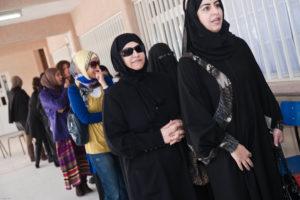 Kavajt. žene na izborima