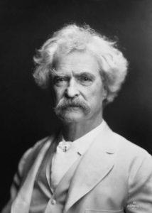Samuel Langhorne Clemens, Mark Twain