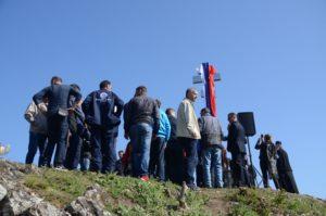 Višegrad, krst