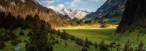 Via Dinarica, planine, planinarenje