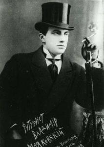 Vladimir Vladimirovič Majakovski