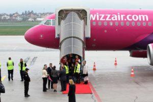 Wizz Air , Sarajevo,Budimpešta,