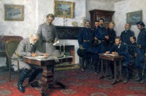 američki građanski rat, Robert Lee