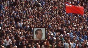 demonstracije za mir Sarajevo