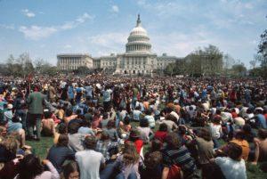 protesti protiv Vijetnamskog rata