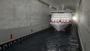 tunel za brodove