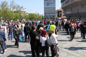 Banja Luka, protesti