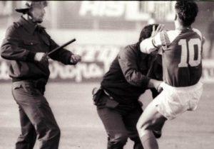 Dinamo Crvena zvezda 1990