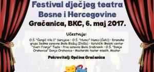 Festival dječijeg teatra BiH