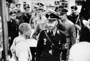 Heinrich Himmler, Dachau