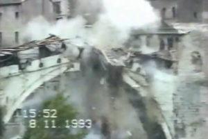 Mostar, rat, Stari most,