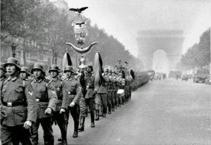 Njemačka vojska je prešla rijeku Meuse i napala Francusku