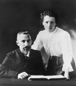 Pierre Maria Curie