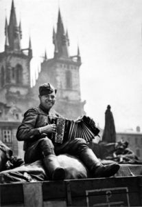 Prag, sovjeti