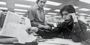 Watergate, Bob Woodward i Carl Bernstein