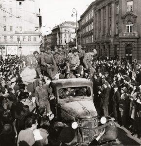 oslobođen Zagreb