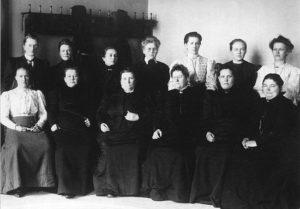 Žene u finskom parlamentu