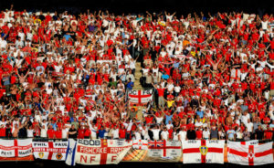 Engleska, navijači