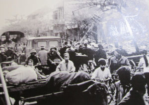 Hanoi, bombardovanje