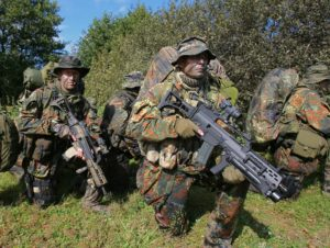 Njemačka, vojska