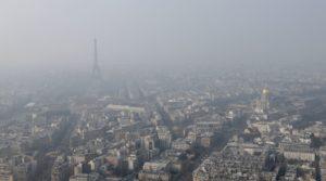 Pariz, zagađenje