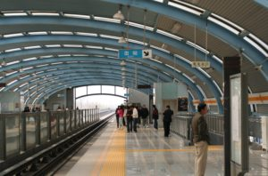 Peking, metro