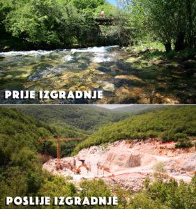 hidroelektrana Medna