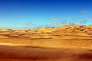 Afrika, pustinja