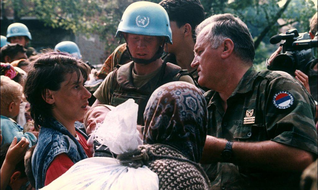 Srebrenica 1995, Ratko Mladić