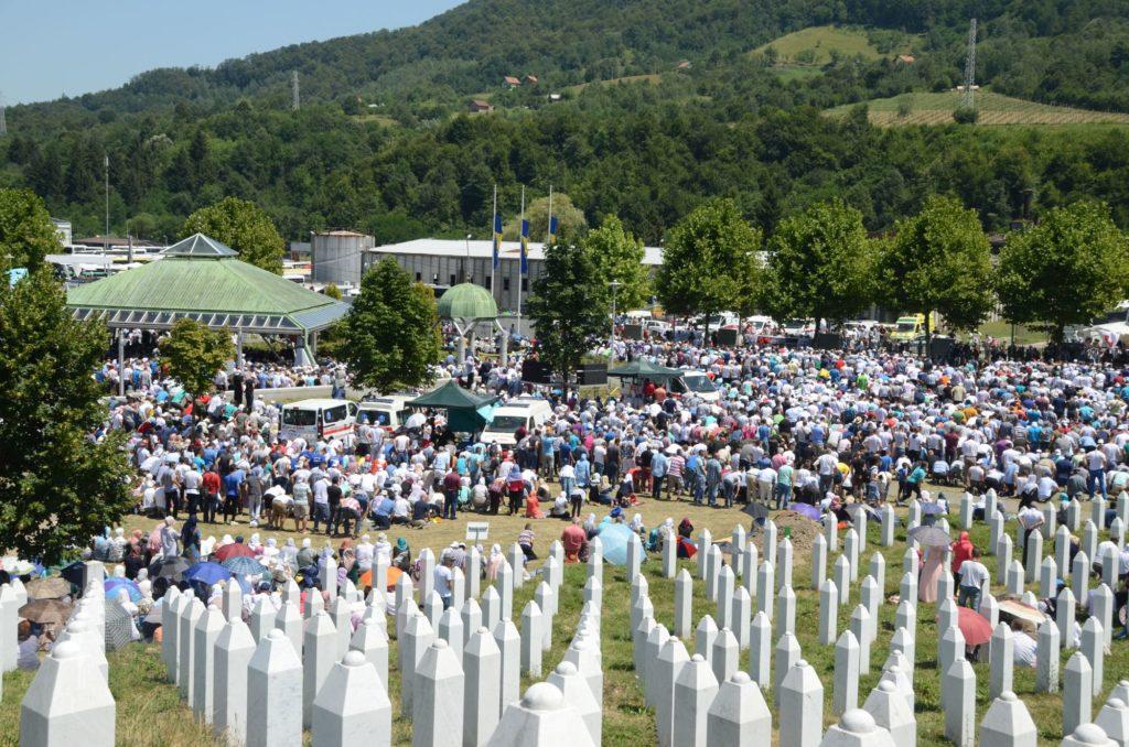 Srebrenica, Potočari